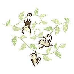 WallPops!® Monkey in g Around Wall Art Kit