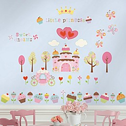 Baby Nursery Wall Decor Wall Stickers Decals Letters