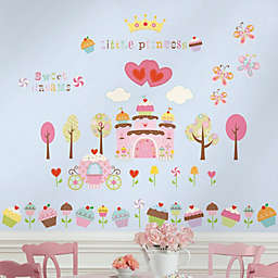 Roomates Happy Cupcake Land Peel & Stick Wall Decals