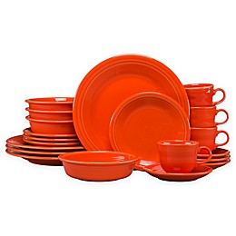 Fiesta® 20-Piece Dinnerware Set