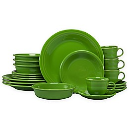 Fiesta® 20-Piece Dinnerware Set in Shamrock