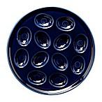 Fiesta® Egg Tray in Cobalt Blue