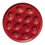 Fiesta® Egg Tray in Scarlet