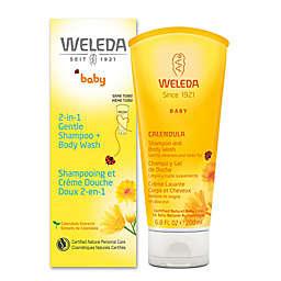 Weleda 6.8 fl. oz. 2-in1 Gentle Calendula Shampoo & Body Wash