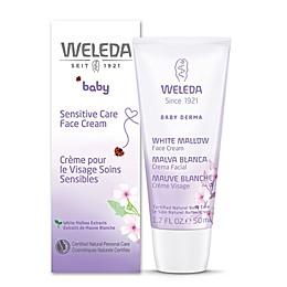 Weleda 1.7 oz. Baby Sensitive Care Face Cream with White Mallow