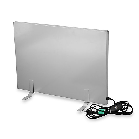 Alternate image 1 for Cozy Legs Products Flat Panel Heater