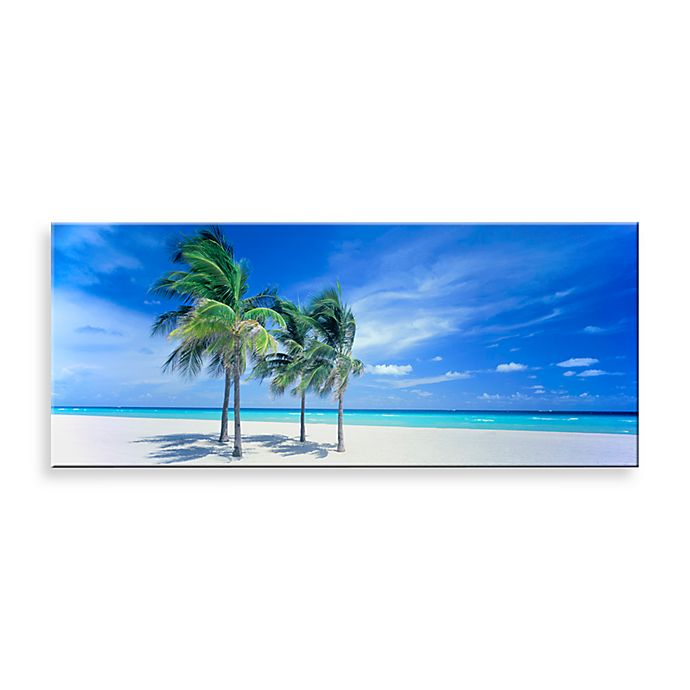Alternate image 1 for Breezing Canvas Print 58-Inch x 18-Inch Wall Art