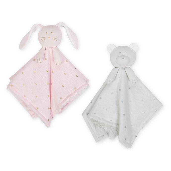 Alternate image 1 for Just Born® Sparkle Blanket Collection