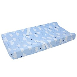 carter's® Take Flight Changing Pad Cover in Blue
