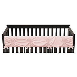 Sweet Jojo Designs Harper Long Rail Guard in Pink