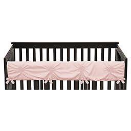Sweet Jojo Designs Harper Long Rail Guard in Pink