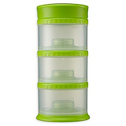 Innobaby Packin' SMART™ Twistable 3-Tier Stackable Containers