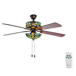 River of Goods Magna Carta 52-Inch Ceiling Fan