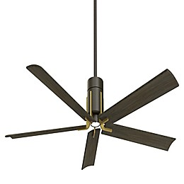 Minka-Aire® Shade Single-Light Ceiling Fan with Remote Control