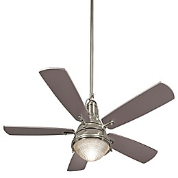 Minka-Aire® Groton 56-Inch Two-Light Indoor/Outdoor Ceiling Fan