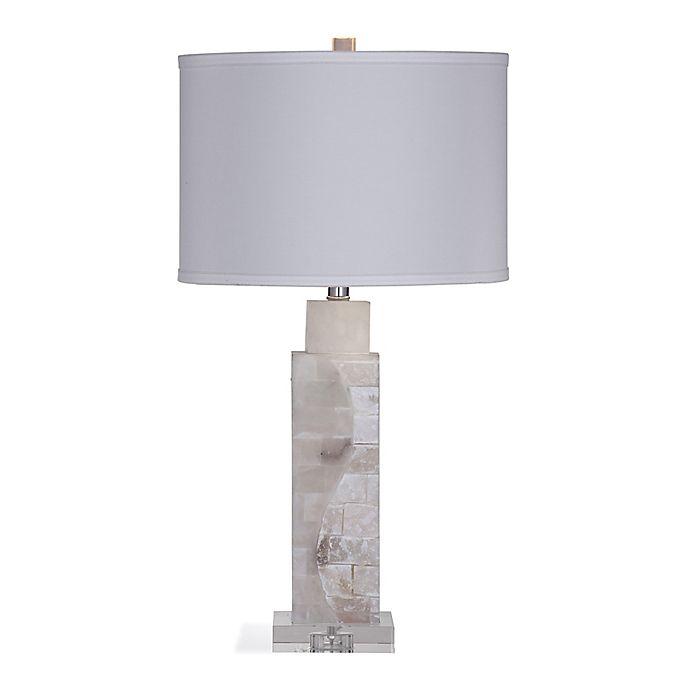 Alternate image 1 for Presidio Table Lamp in Alabaster