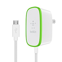 Belkin Home Charger with Hardwired Micro-USB Cable