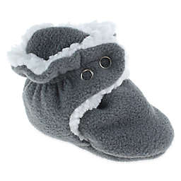 Capelli New York Sherpa Slippers in Grey