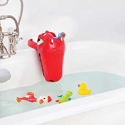 Aquatopia™ Croc Bath Toy Organizer Scoop with Clamp