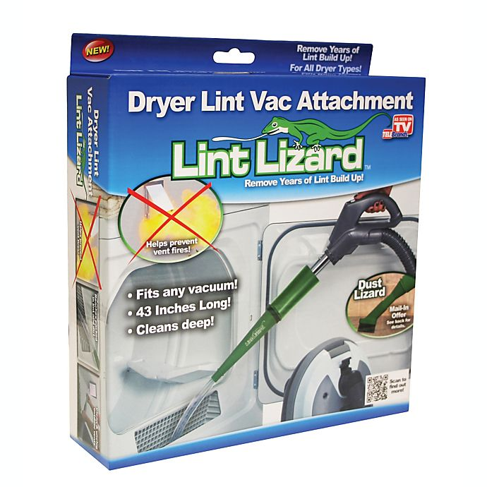 Lint Lizard Trap Cleaning Tool