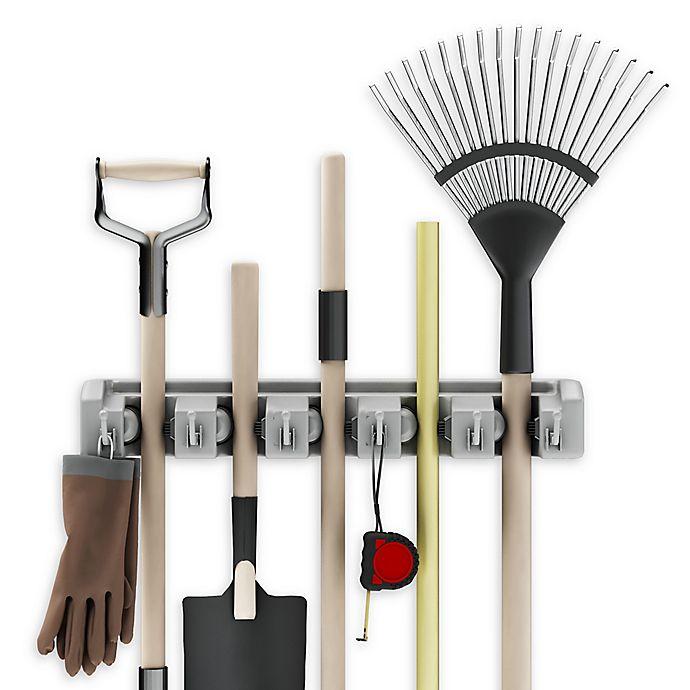 Alternate image 1 for Stalwart® Wall Mounted Tool Holder