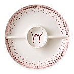 ED Ellen DeGeneres Crafted by Royal Doulton® Holiday 3-Section Divided Server