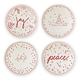 ED Ellen DeGeneres Crafted by Royal Doulton® Holiday All Purpose Bowls (Set of 4)