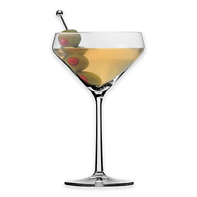 Pure Martini Glasses (Set of 4)