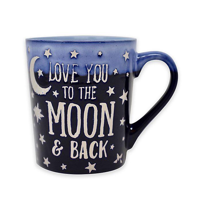Alternate image 1 for Moon & Back Mug
