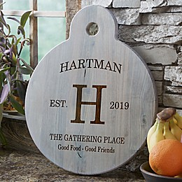 Family Kitchen Walnut Serving Paddle
