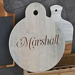 Classic Kitchen Walnut Paddle