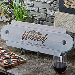 Cozy Kitchen Walnut Serving Board