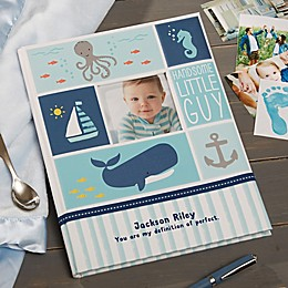Under The Sea Memory Book