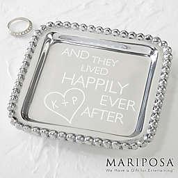 Mariposa® String of Pearls Wedding Jewelry Tray