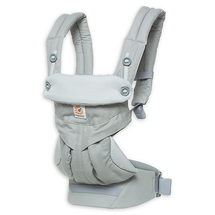 Alternate image 1 for Ergobaby™ 360 All Positions Baby Carrier in Pearl Grey