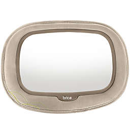 Brica® Baby In-Sight® Car Back Seat Mega Mirror in Tan