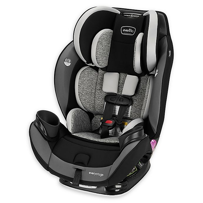Alternate image 1 for Evenflo® EveryStage™ DLX All-In-One Car Seat