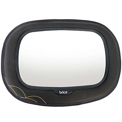 <br />Brica® Baby In-Sight® Car Back Seat Mega Mirror in Grey