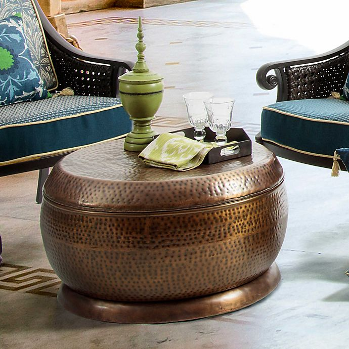 Alternate image 1 for Bombay® Madras Coffee Table