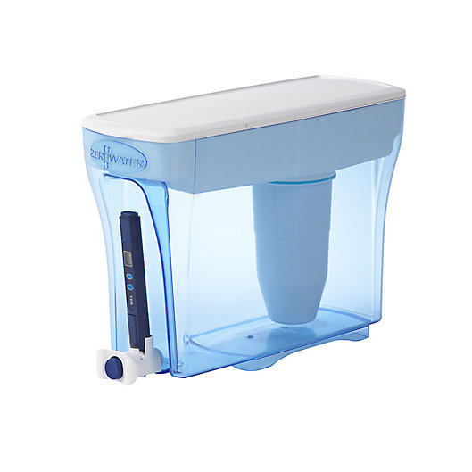 Alternate image 1 for ZeroWater® 30-Cup Ready-Pour™ Dispenser