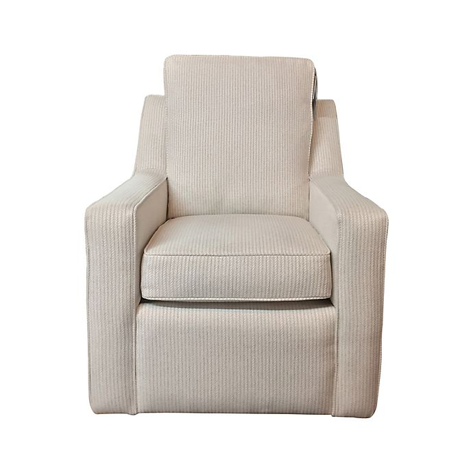 Cool The 1St Chair Ellis Swivel Glider Chair In Opulence Bed Bralicious Painted Fabric Chair Ideas Braliciousco