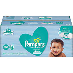 Pampers® 864-Count Baby Fresh Baby Wipes