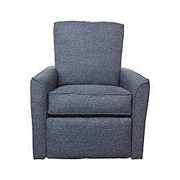 The 1st Chair™ Keeton Swivel Glider Recliner