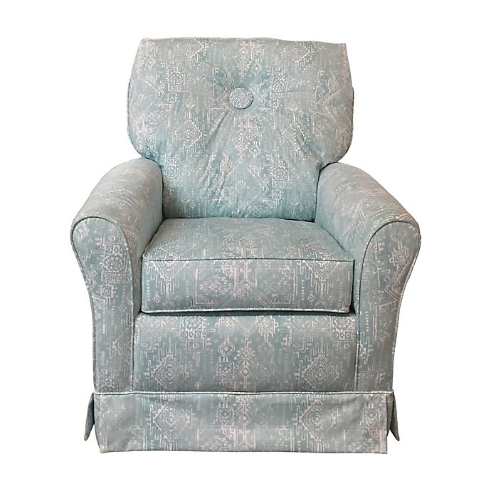 Alternate image 1 for The 1st Chair™ Tate Glider in Tiffany Teal