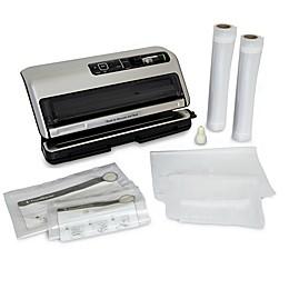 FoodSaver® FM5330 Food Preservation System in Brushed Aluminum