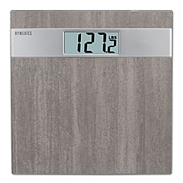 HoMedics® Grey Stone Digital Bath Scale