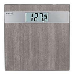 HoMedics® Grey Stone Digital Bath Scale