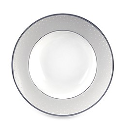 Monique Lhuillier Waterford® Pointe d'esprit Rim Soup Bowl