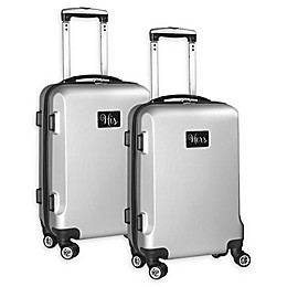 "Denco ""His/Hers"" Hardside 21-Inch Spinner Carry On Luggage"