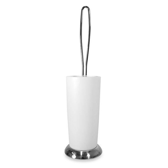 Alternate image 1 for InterDesign® Diva Toilet Brush Holder